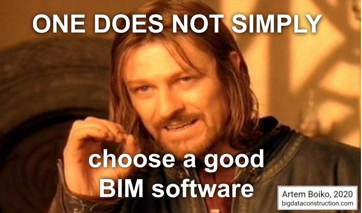 meme BIM BIM Schulungen Produkte BIM-Events